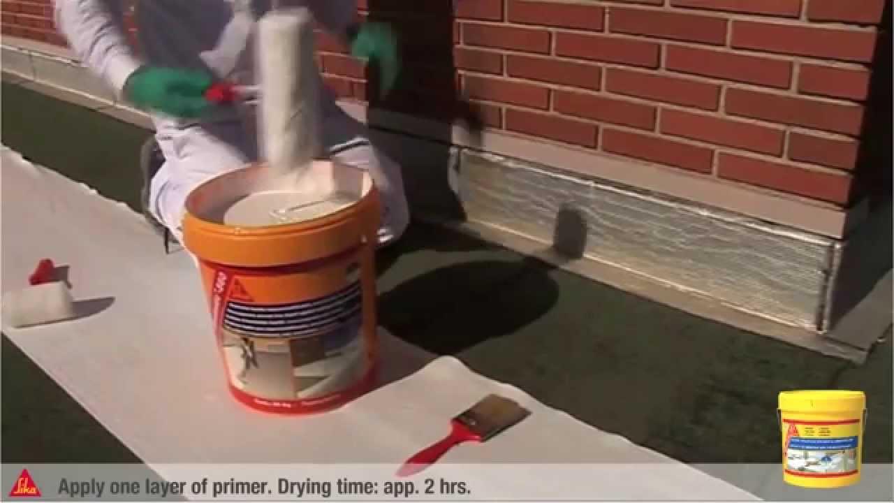 Sikalastic 174 560 Liquid Applied Roof Waterproofing