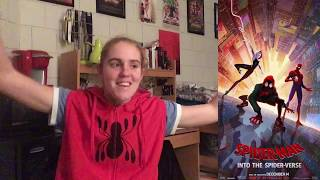 Spider-Man: Into the Spider-Verse REVIEW (NO SPOILERS)