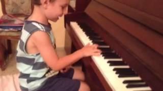 Урок музыки. Начало.