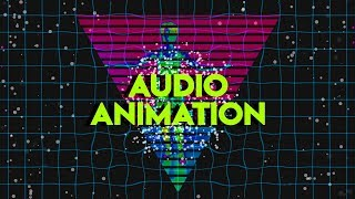 Animate to SPECIFIC SOUNDS in a song | After Effects | Decay, accumulation, video [NO PLUGINS]