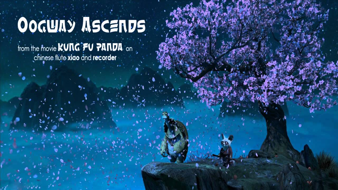 Kung Fu Panda Wallpapers With Quotes Oogway Ascends On Xiao And Recorder By Michal18c With