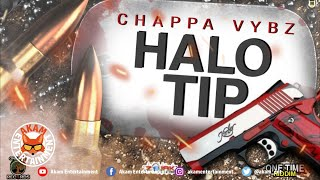 Chappa Vybz - Halo Tip [Audio Visualizer]