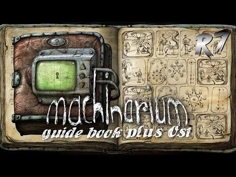 Machinarium Walkthrough Guide Book and Original Soundtrack (OST) [1080p]