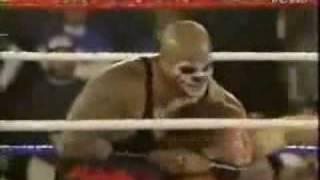 Papa Shango vs. Bob Backlund