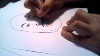 How To Draw Martin Luther King Easy