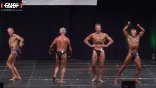 Männer Masters 3 16. GNBF Deutsche Meisterschaft 2019