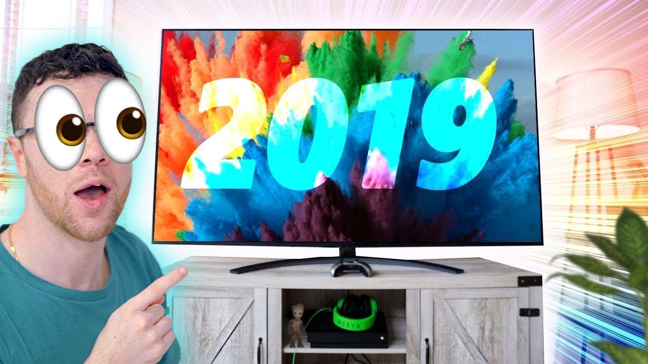 New 2019 Lg Nanocell Tv 4k 75 Youtube