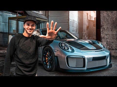 MEINE TOP 5 VOLLGAS AUTOS!   Daniel Abt