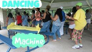 Dancing Machine Memorial Day Fun | Vlog #32