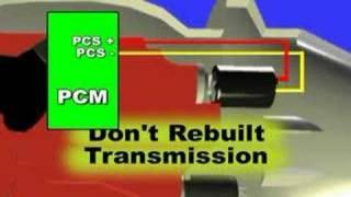 Transmission Pressure Control Solenoid (PCS)