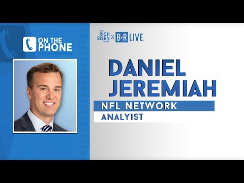 NFL Network's Daniel Jeremiah Talks NFL Draft; Kuechly With Rich Eisen | Full Interview | 1/15/20