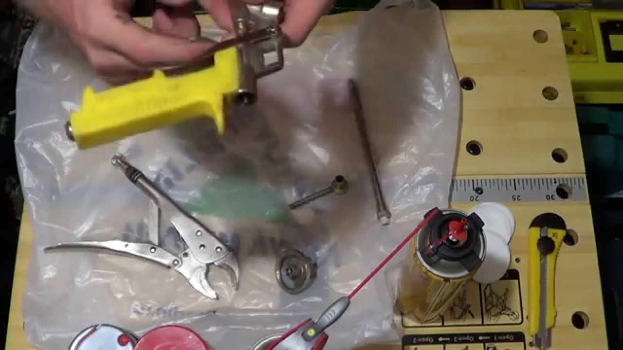 пеноизол оборудование своими руками - YouTube