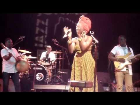 Fatoumata Diawara en interview