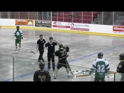 Green Gaels vs Oakville Buzz GM 3