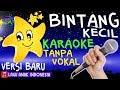 bintang kecil lagu anak versi karaoke tanpa vokal