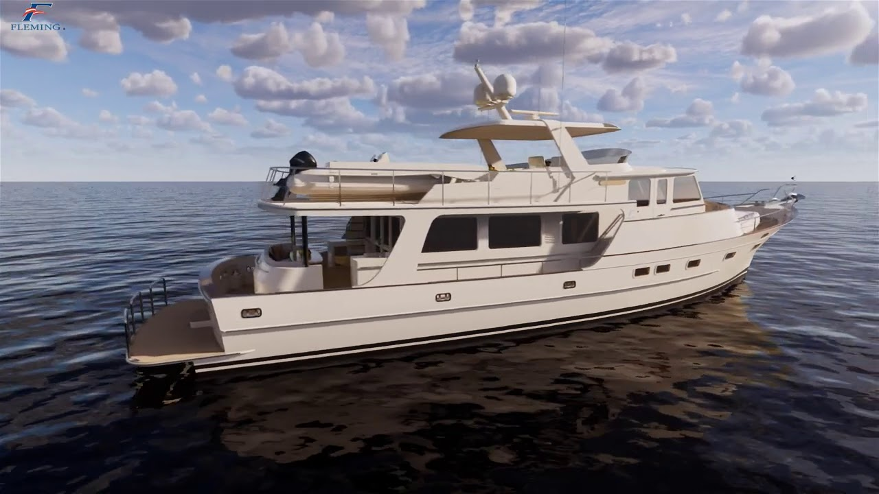 Download Passagemaker Interview On The New Fleming Yachts 85