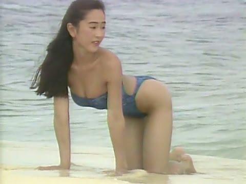 Miyuki Komatsu 小松美幸 4 - Blue Bathingsuit