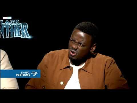 Black Panther screens in SA