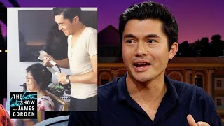 Baixar Henry Golding Started as a Hair Stylist