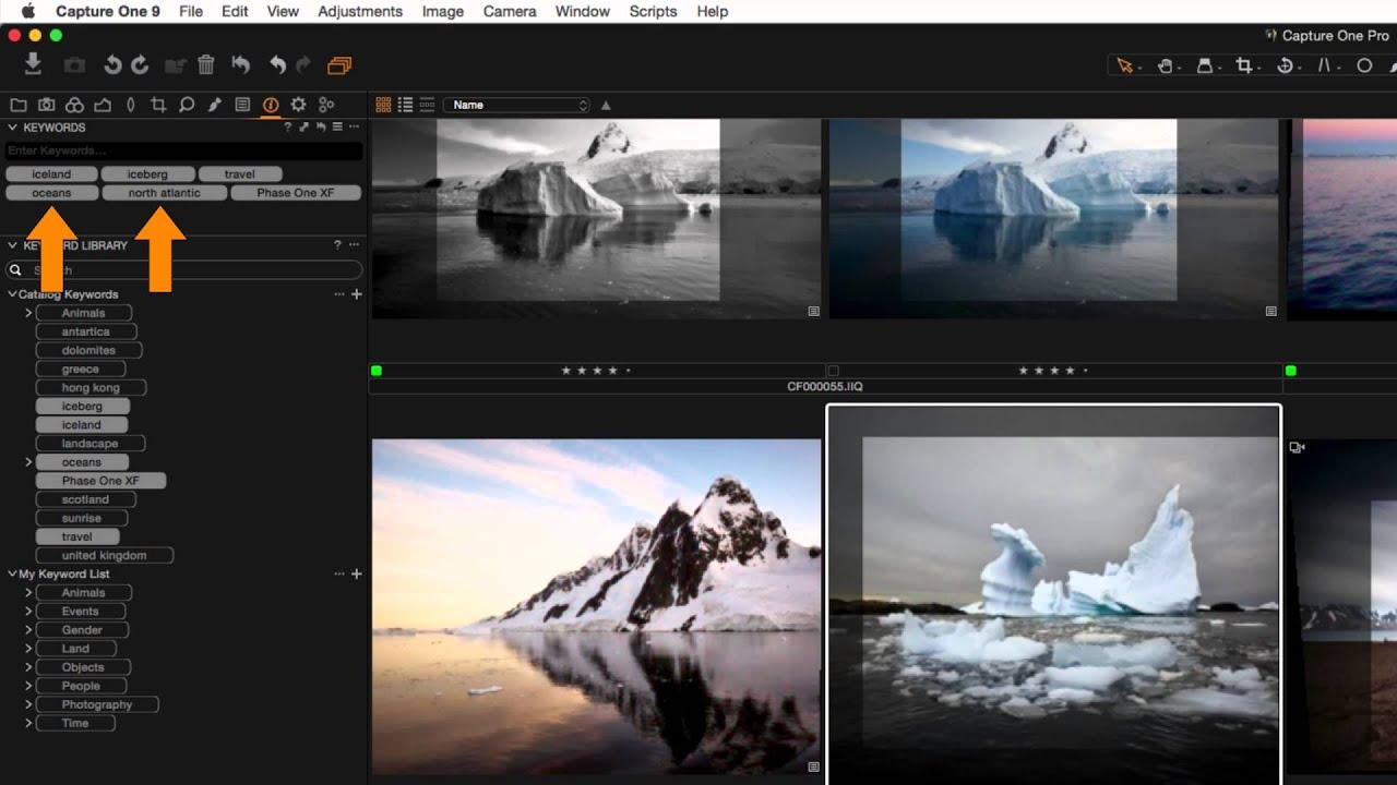 Buy Capture One Pro 9 mac
