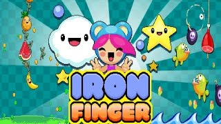 Iron Finger | Simple Joy & Fun w/ The Most Addictive and Challenging Arcade Style Games