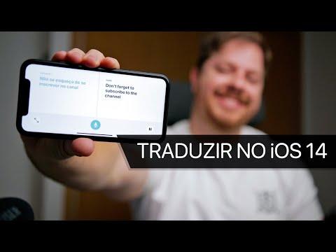 Apple desafia o Google Tradutor no iOS 14