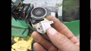John Deer 185 Where To Find The Igniter On The Engine