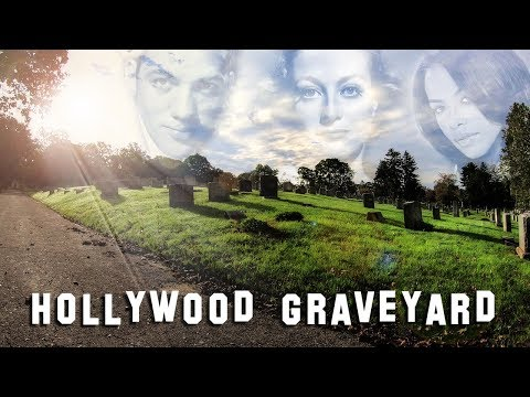 FAMOUS GRAVE TOUR - New York #4 (Joan Crawford, Aaliyah, etc
