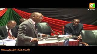 Senate Starts Probe Into Wambora's Impeachment