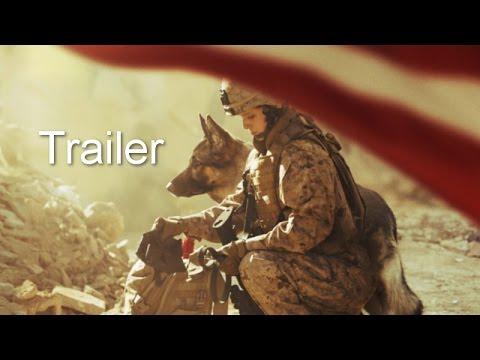 No Bond Like A Girl And Her Dog - Megan Leavey Trailer
