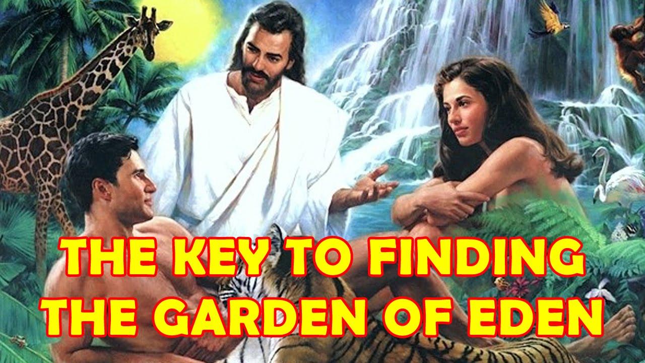 FINDING A GARDEN OF EDEN