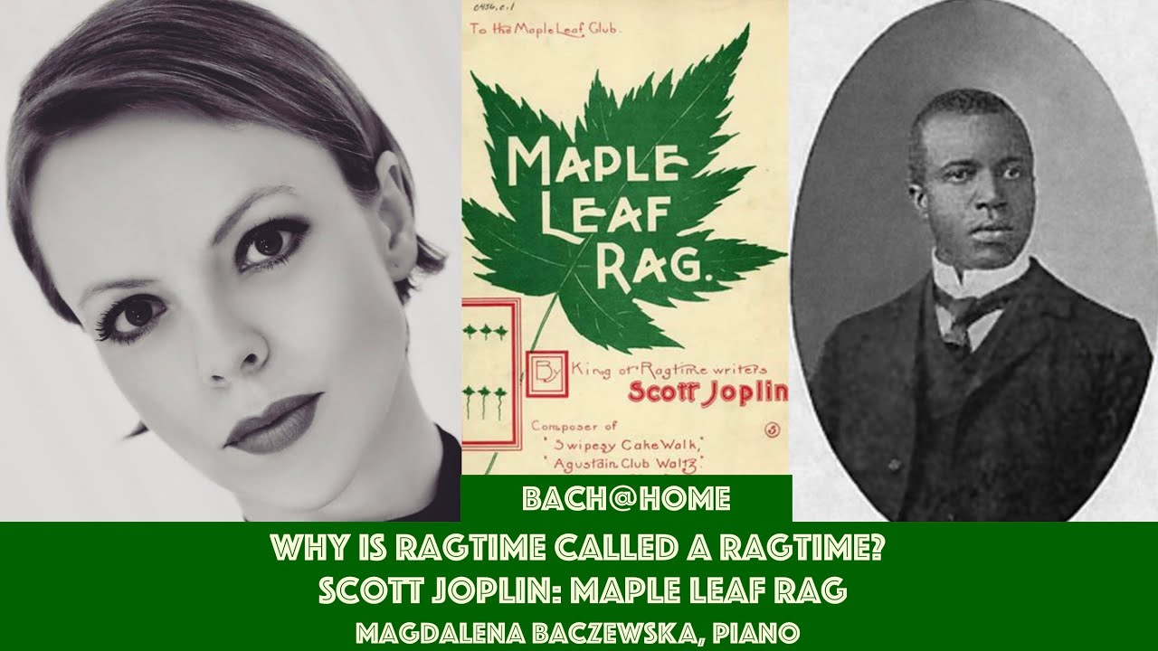 New on YouTube: Why is Ragtime Called a Ragtime?