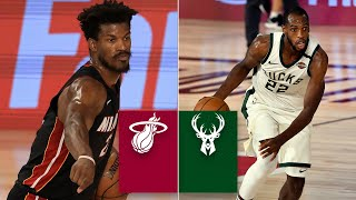 Check out highlights from game 5 between jimmy butler and the miami heat against khris middleton milwaukee bucks.✔️subscribe to espn+ https://plus.es...