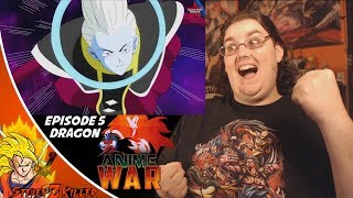 Anime War - Episode 5_ Dragon REACTION!!!