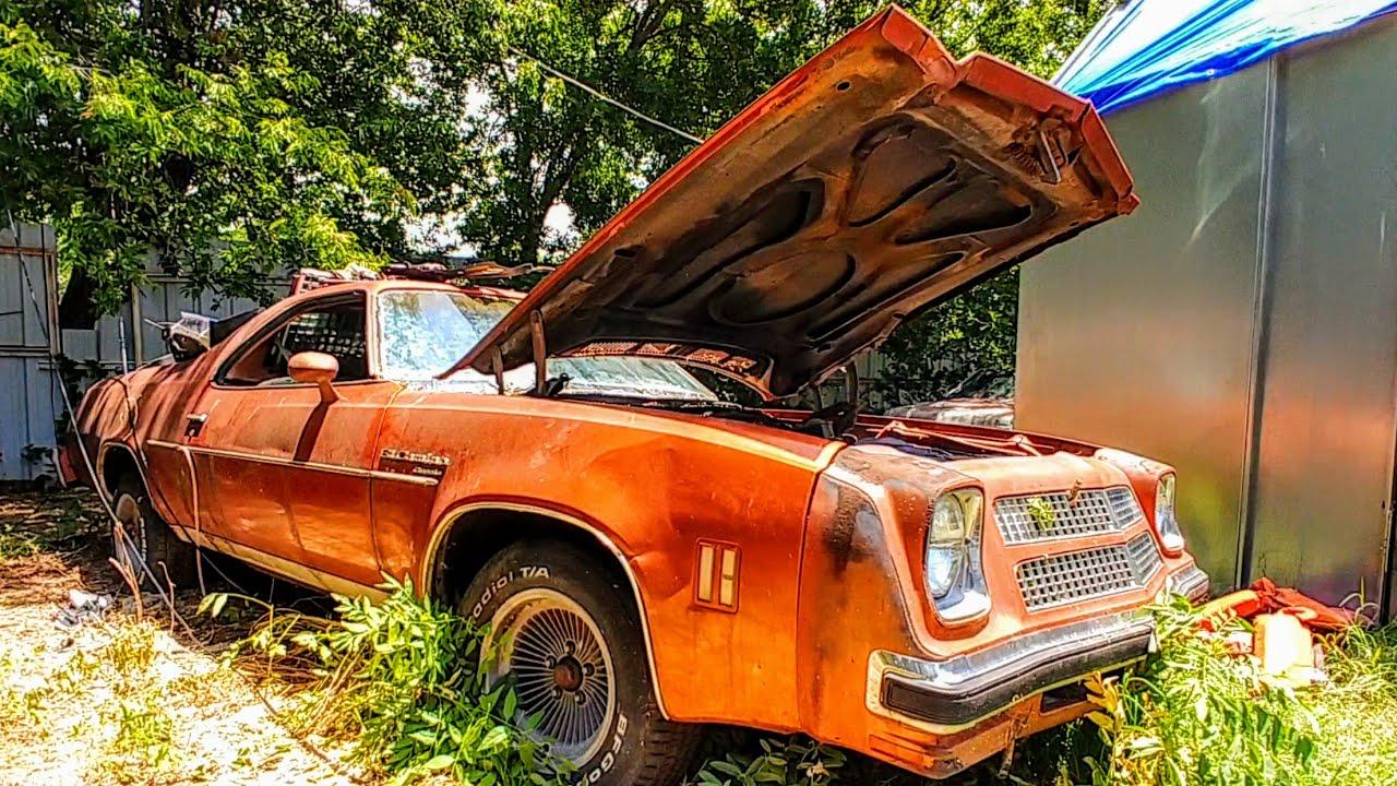 1975 Rare Laguna front end swap El Camino