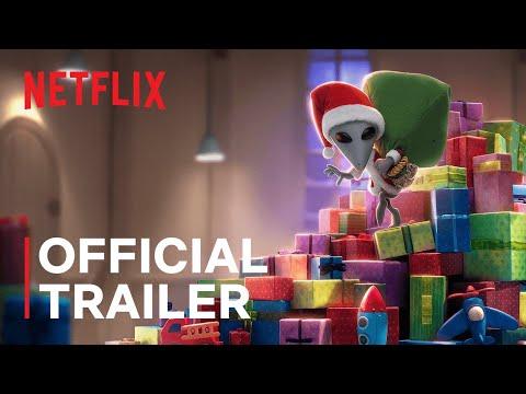 Alien Xmas 👽 Official Trailer   Netflix Futures