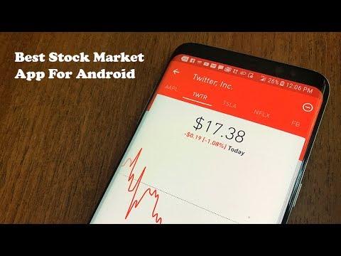 Best Stock Market App For Android - Fliptroniks.com