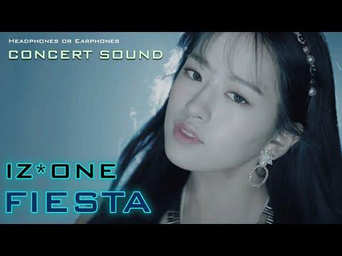 IZ*ONE - FIESTA [Concert Sound]