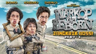 Warkop DKI Reborn : Jangkrik Boss Part 1 | Official Teaser | 8 September on Cinemas