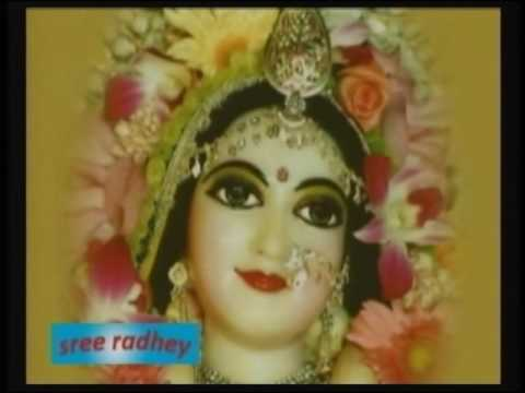 Main To Aayi Vrindavan Dham Kishori tere charnan mein by Brijesh Goswami ji