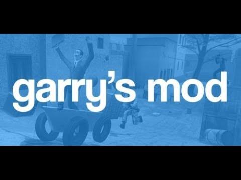 """GARRY""""S MOD  AVEC SANGLIER MAN CA VA PARTIR EN SUCETTE"""