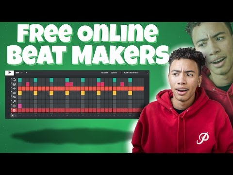 Making Heat With Free Online Beat Makers !!! (Testing Free Online Beat Makers)