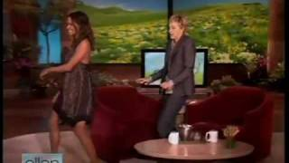 Halle Berry dancing to Hurricane Chris She