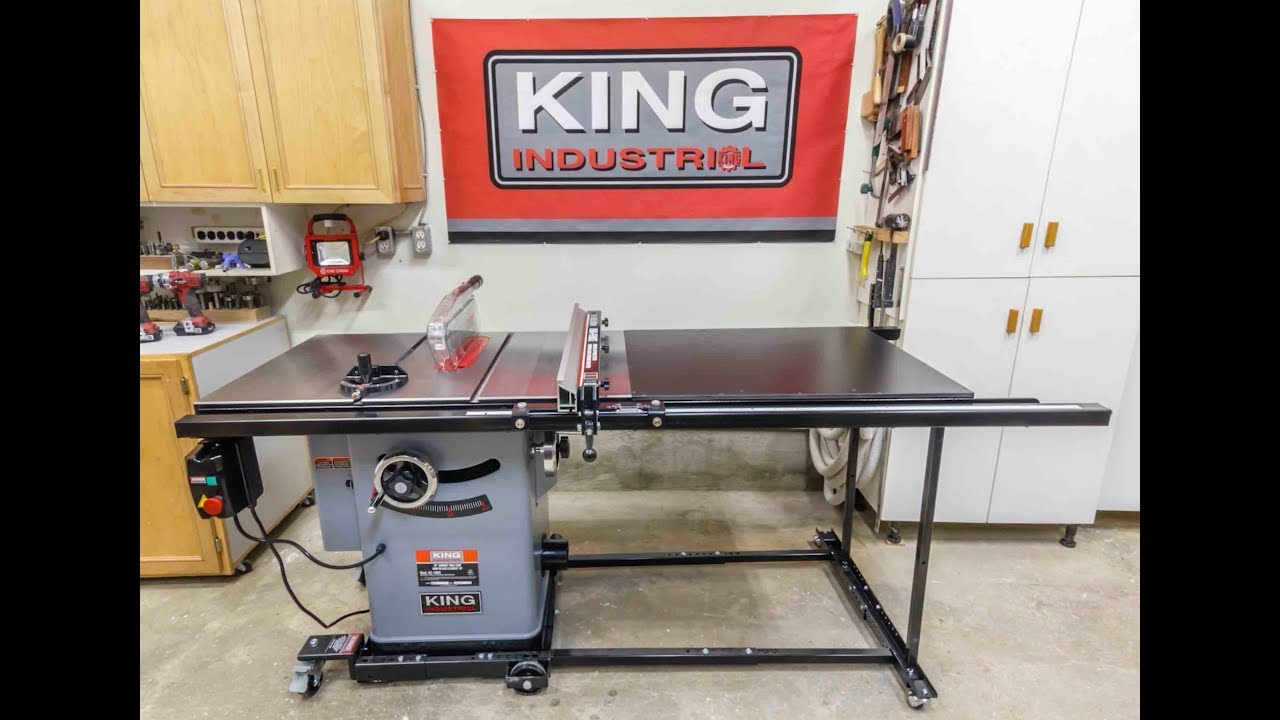 best cabinet buying saw and table guide review