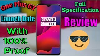 OnePlus 6T - Full Specifications, Features, Price And Launch Date In India   In Hindi