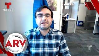 Virólogo revela si es posible el contagio a través del aire acondicionado | Al Rojo Vivo | Telemundo