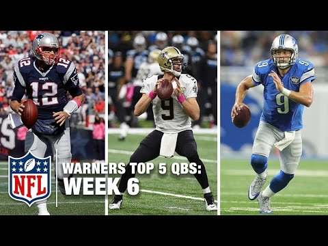 Tom Brady or Drew Brees? | Kurt Warner