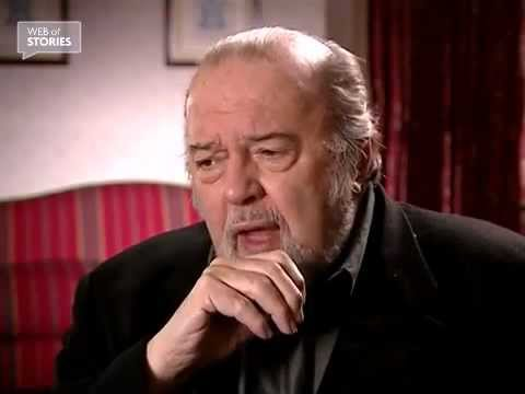 How Peter Hall was trying to create a theatre company - watch the video and be inspired!