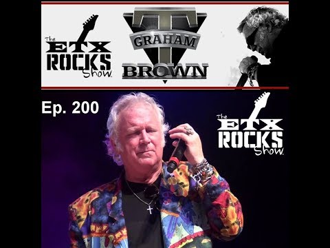 Ep. 200: T. Graham Brown - Inside The Mind of the Legend! (Interview and Live Music)