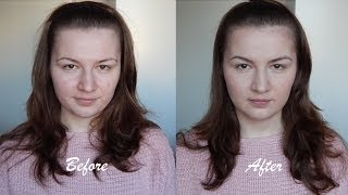 How to Make Your Face Apear Thinner Using Contouring // Tutorial Thumbnail